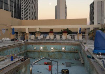 Hilton Miami Downtown in Miami, FL (February 2017)